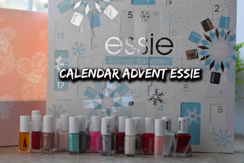 Calendar Advent Essie